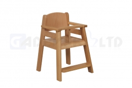 Kid's chair with armrests